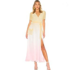 LPA Dress 530 in ombre